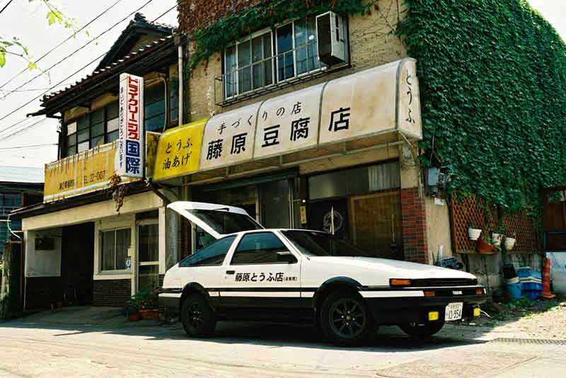 Initial_D_Fujiwara_Tofu_Shop_Toyota_Sprinter_Trueno_GT-APEX