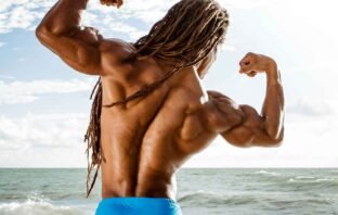 vegan_bodybuilding_torre_washington_back_flex