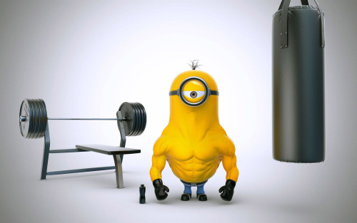 minion_bench_press
